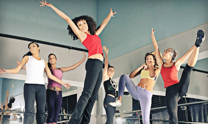 GroupFit - Memorial Northwest: 10 Group Fitness Classes or One Month of Unlimited Group Fitness Classes at GroupFit (Up to 69% Off)