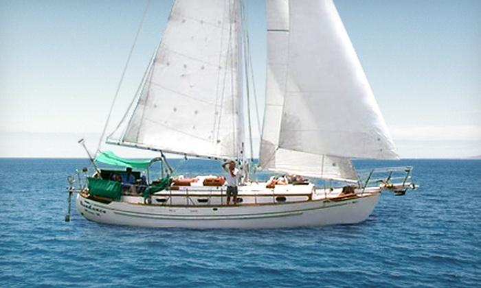 Sundance Sailing - Estero Island: $155 for a Half-Day Sailing Charter for Six from Sundance Sailing in Fort Myers Beach ($330 Value)