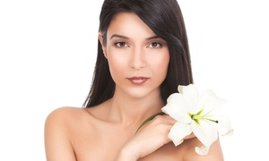 Vivia Center for Cosmetic Therapy: 20 Units of Botox or Three Laser Hair-Removal Treatments at Vivia Center for Cosmetic Therapy (Up to 85% Off)