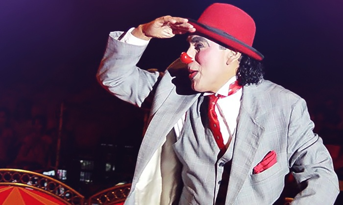 Circus Caballero - Circus Caballero: Circus Caballero for Two or a Family of Five on November 20–24 (Up to 42% Value)