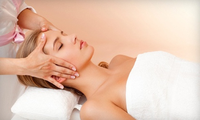 Gemini Beauty Centre - Kitsilano: 90-Minute Aromatherapy Facial with Optional 30-Minute Massage at Gemini Beauty Centre (Up to 60% Off)