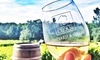 Ozan Vineyard & Cellars - Calera: Wine Tasting for Two with Glasses and Option for Tour and Cheese Plate at Ozan Vineyard & Cellars (Up to 55% Off)