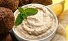 40% Off Mediterranean Food