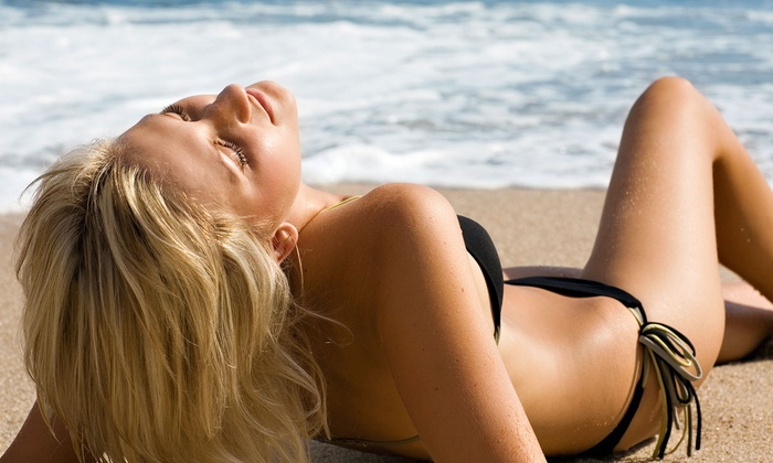Mandalay Mist - Brandon: One or Three Spray Tans at Mandalay Mist (Up to 48% Off)