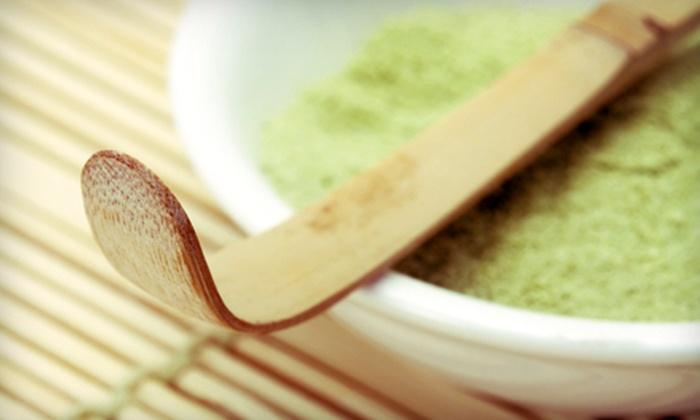 Sawadee Tea House - Downtown Halifax: 10 Hot or Iced Teas or 100 Grams of Organic Matcha Green Tea at Sawadee Tea House (Up to 65% Off)