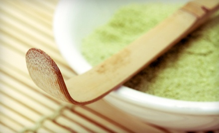 100 Grams of Organic Matcha Green Tea (a $40 value) - Sawadee Tea House in Halifax