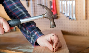 Eagle Clean Inc.: Two or Four Hours of General Handyman Work from Eagle Clean Inc. (50% Off)