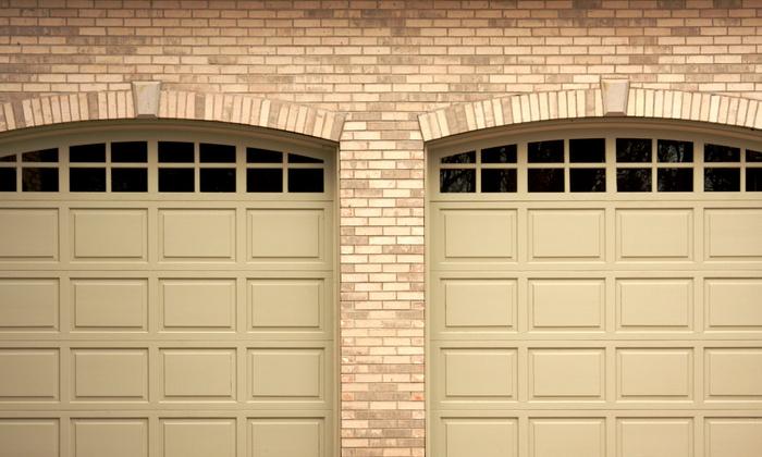 Aaron Overhead Door - Santa Cruz / Monterey: $34.99 for One Garage-Door Service Call from Aaron Overhead Door ($97 Value)