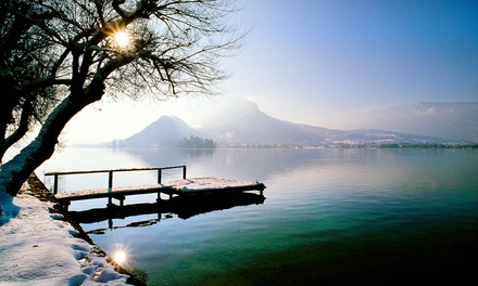 Annecy: 1 à 3, 5 ou 7 nuits avec petit déjeuner, dîner en 3 services, champagne, accès spa au Best Western Hôtel pour 2