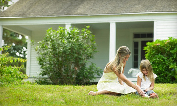 Triad Mosquito Control - Piedmont Triad: Half- or Full-Acre Treatment from Triad Mosquito Control (Up to 58% Off)