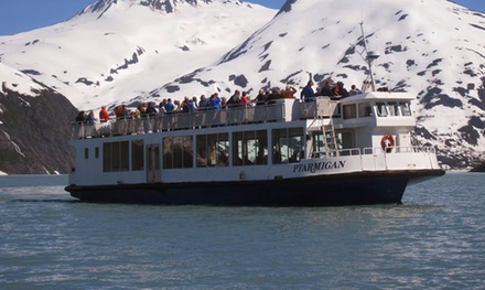Glacier and Wildlife Explorer Tour for Two, Three, or Four from Alaska's Finest Tours & Cruises (Up to 57% Off)