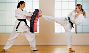 Legacy Karate Academy: One- or Two-Month Martial-Arts Membership with Lessons and Uniform at Legacy Karate Academy (Up to 72% Off)