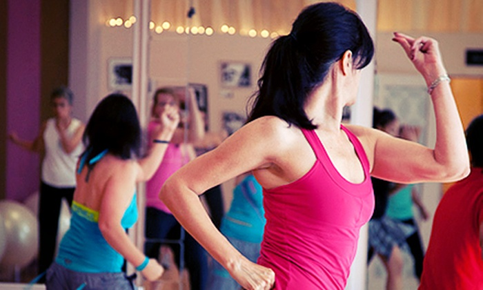Fresh Fitness and Dance - Wallingford: 10 or 20 Fitness or Dance Classes or Two Infrared Sauna Sessions at Fresh Fitness and Dance (Up to 57% Off)