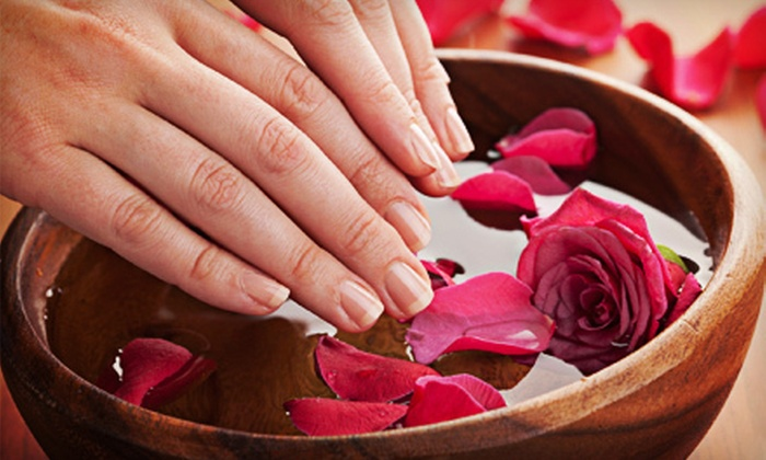Pure Envy Spa Bar - Hayes Valley: Three or Six Shellac Manicures at Pure Envy Spa Bar (Up to 53% Off)