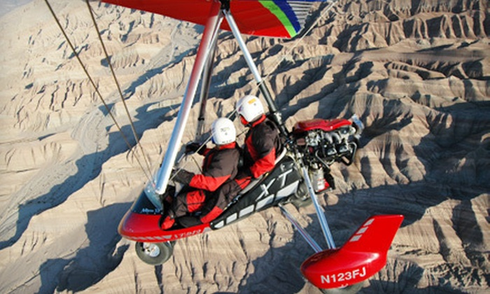 Arizona Trike School - Tucson: $129 for a 60-Minute Discovery Trike Flight at Arizona Trike School ($220 Value)