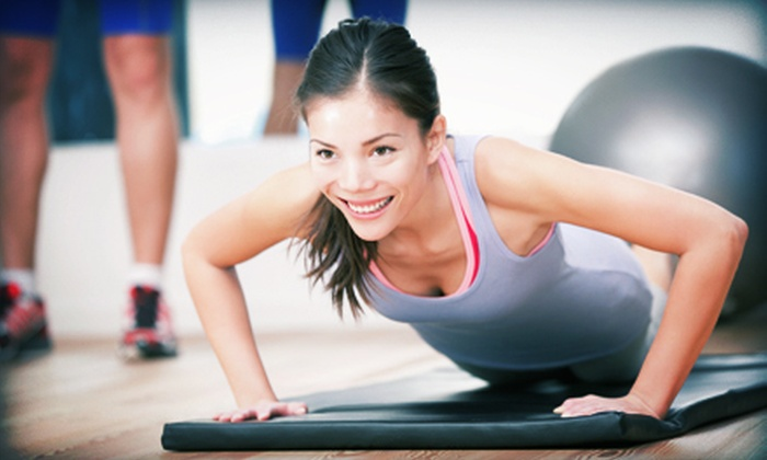 Wynn Fitness Clubs - Multiple Locations: One- or Two-Month Membership with Personal-Training Sessions at Wynn Fitness Clubs (Up to 92% Off)