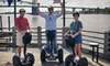 Cape Fear Segway Tours - Wilmington: $17 for a 60-Minute Waterfront Segway Tour from Glide Dynamics & Cape Fear Segway Tours ($35 Value)
