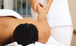 Restoration Chiropractic: One or Three Chiropractic Exam and Massage Packages at Restoration Chiropractic (Up to 91% Off)