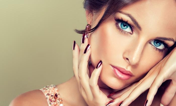 LashFabulous! Beauty Bar - Royal Oaks: One or Two Nonsurgical V-Shape Lift Facials at LashFabulous! Beauty Bar (Up to 53% Off)