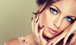 LashFabulous! Beauty Bar: One or Two Nonsurgical V-Shape Lift Facials at LashFabulous! Beauty Bar (Up to 53% Off)