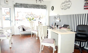 The Glamour Room: Shellac Manicure (£12), Pedicure (£13) or Both (£20) at The Glamour Room (Up to 67% Off)