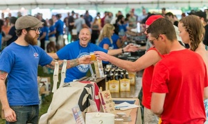 America on Tap: Delaware on Tap Craft Beer Festival on Saturday, August 13, 2016 at 2:30 p.m.