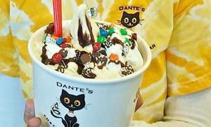 Dante's Frozen Yogurt: $15 for Three $10 Vouchers at Dante's Frozen Yogurt ($30 Value)