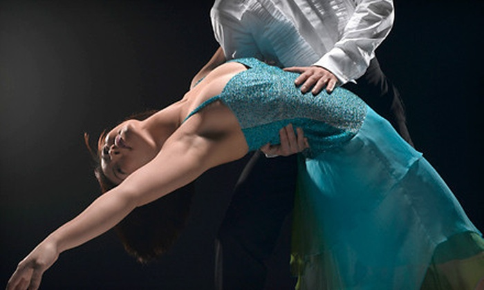DanceSport VA - Virginia Beach: Dance-Lesson Package for Two or Four at DanceSport VA (Up to 84% Off)