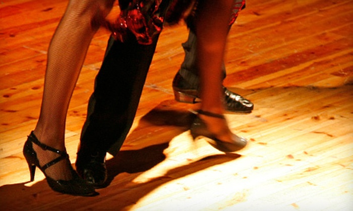 Swing Step & Sway by Ohio Ballroom - Multiple Locations: Two or Four Dance Classes at Swing Step & Sway by Ohio Ballroom (Up to 60% Off)