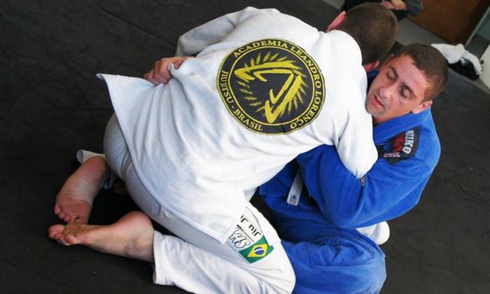 Leandro Lorenco Brazilian Jiu-jitsu - Paradise: 10 Brazilian Jiu-Jitsu Classes at Leandro Lorenco Brazilian Jiu-Jitsu (62% Off)