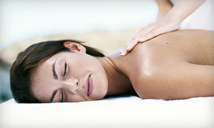 Cloud 9 Salon & Day Spa - Las Vegas: One or Two 50-Minute Deep-Tissue Massages or 60-Minute Oxygenating Facial at Cloud 9 Salon & Day Spa (Up to 57% Off)