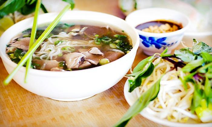 Basil Vietnamese Cuisine - Tukwila Urban Center: $15 Worth of Vietnamese Food