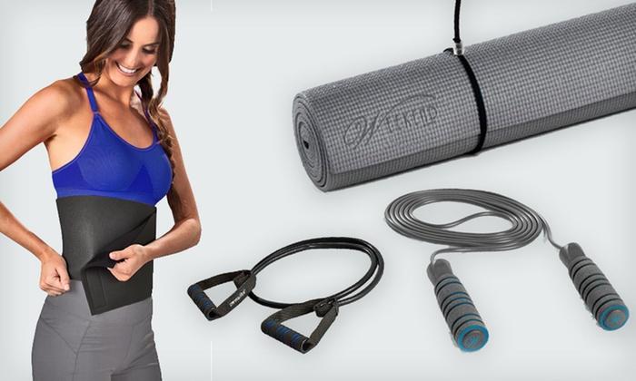 Marika Slimming Fitness Kit: $24.99 for a Marika Four-Piece Slimming Fitness Kit ($105 List Price). Free Shipping and Free Returns.