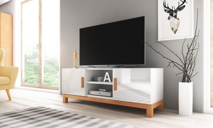 Lahti TV Cabinet in Choice of Colour With Free Delivery