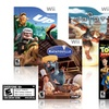 Wii Bundle of 5 Kids Games