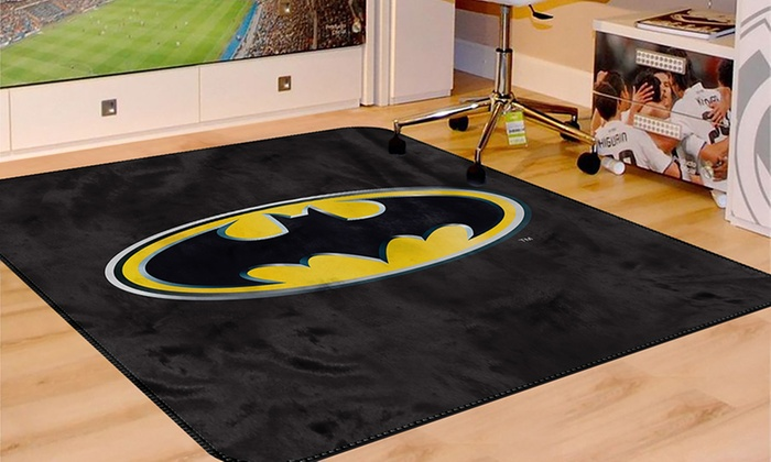 Batman Area Rug Rugs Ideas