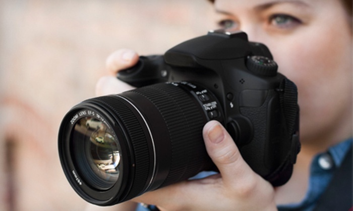 Shoot Like A Pro Photography Workshops - St. Charles: $59 for Photo Workshop and Two-Hour Excursion at Shoot Like A Pro Photography Workshops in St. Charles ($199 Value)