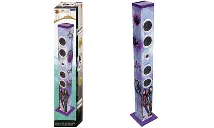 Lexibook Bluetooth Sound Tower im Disney Die Nachkommen Design (Munchen)