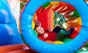 Tubby Bear's Play Den Ltd: Indoor Play For Kids Plus Hot Drinks For Adults from £6 at Tubby Bear's Play Zone (50% Off)