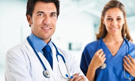 Visita angiologica con esami a 49,99€euro
