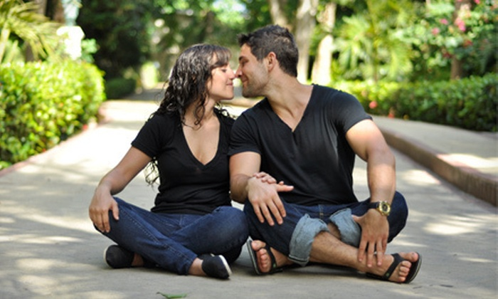 Pixel Perfect Photography - Maple: 30-, 60-, or 90-Minute Couples Photo-Shoot Packages at Pixel Perfect Photography in Richmond Hill (Up to 81% Off)