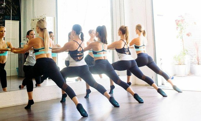 Xtend Barre By the Sea - Multiple Locations: Two Weeks of Classes or Five Classes at Xtend Barre By the Sea or Xtend Barre Encinitas (Up to 54% Off)