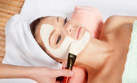 Facial with Optional Glycolic Peel or 30-Minute Swedish Massage at Holistic By Nona (Up to 53% Off)