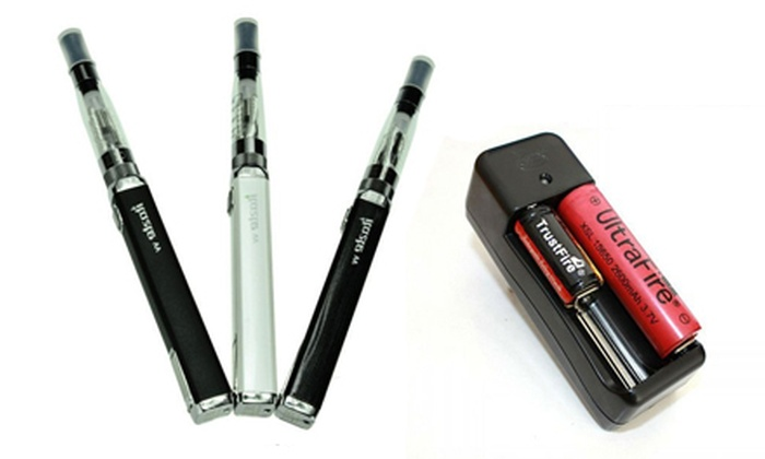 Savvy Vaper - Hallandale Beach: Electronic Cigarettes and Alternative Smoking Products at Savvy Vaper (Half Off). Two Options Available.