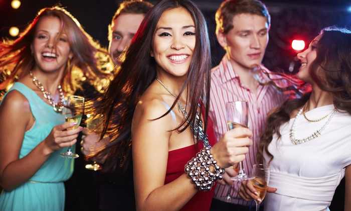 Bubs Irish Pub - Germantown: New Year's Eve Party with Music by Party Anthem and DJ FLUX at Bubs Irish Pub (Up to 68% Off).