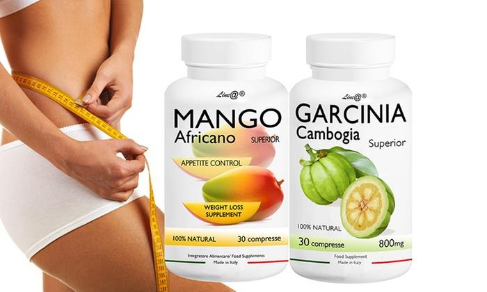 garcinia cambogia e mango africano