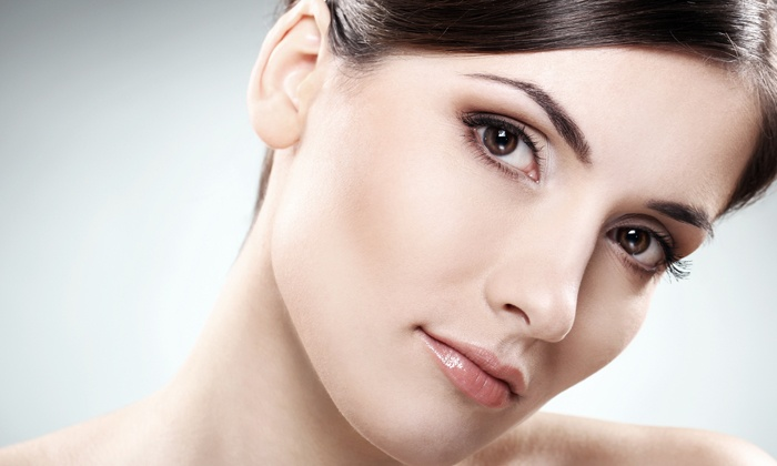 Hello Gorgeous - The Village at Fairview Shopping Center: $39 for Nonsurgical Facelift Facial and Makeup Lesson at Hello Gorgeous  ($145 Value)