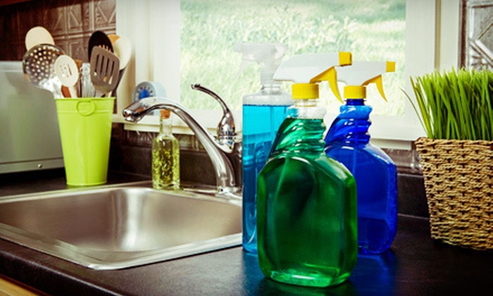 Scrubs Maid Service - North Jersey: House Cleaning from Scrubs Maid Service (Up to 69% Off). Four Options Available.