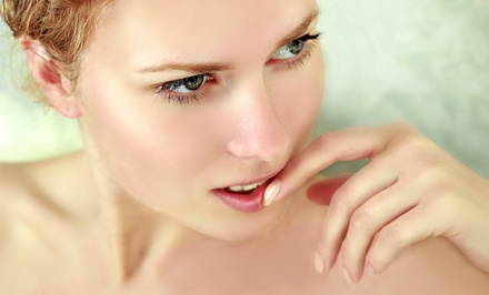 Two, Four, or Six Skin-Tightening Facial Treatments at Inkoff Laser Salon & Celebrity Image Day Spa (Up to 88% Off)