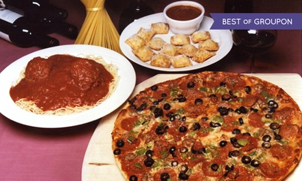 One or Two Groupons, Each Good for $30 Worth of Food at Farotto's Italian Restaurant & Pizzeria (43% Off)